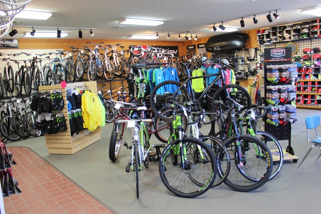 Bluestone Bike & Run Harrisonburg